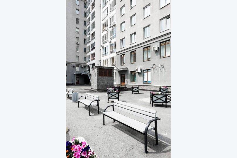 1-комн. квартира, 44 кв.м. на 4 человека, улица Щорса, 35, Екатеринбург - Фотография 2