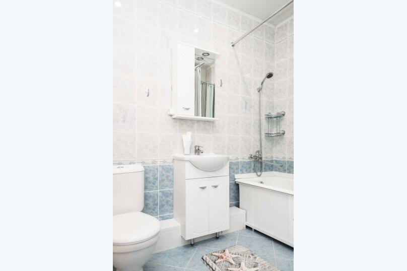 1-комн. квартира, 44 кв.м. на 4 человека, улица Щорса, 35, Екатеринбург - Фотография 13