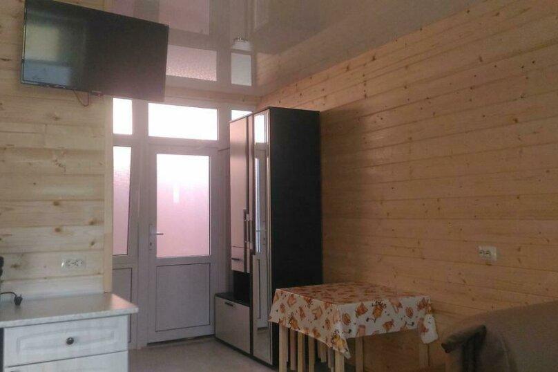 Номер до 4-х человек с собственной кухней и ванной комнатой, улица Верхняя Дорога, 73В, Анапа - Фотография 3