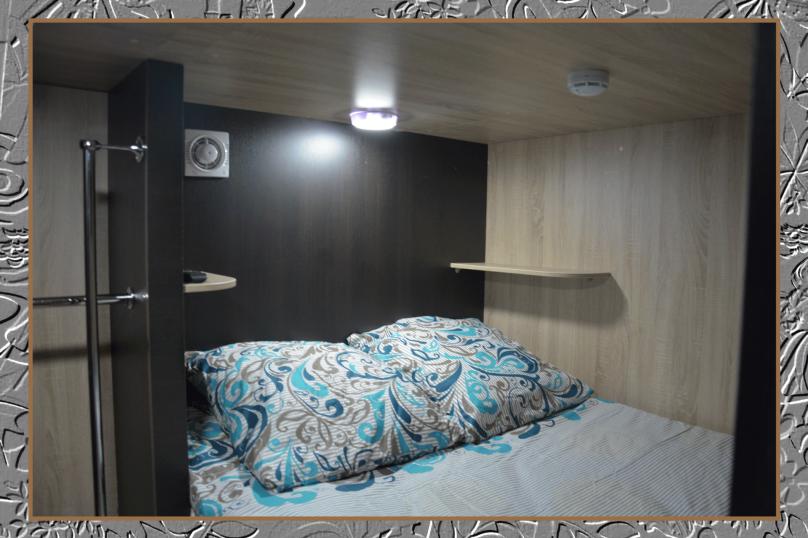 """Капсульный отель """"АЛОХА"""", Океанский проспект, 29 на 70 комнат - Фотография 62"""