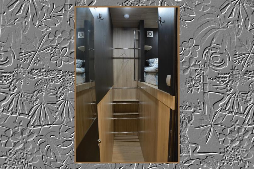 """Капсульный отель """"АЛОХА"""", Океанский проспект, 29 на 70 комнат - Фотография 63"""