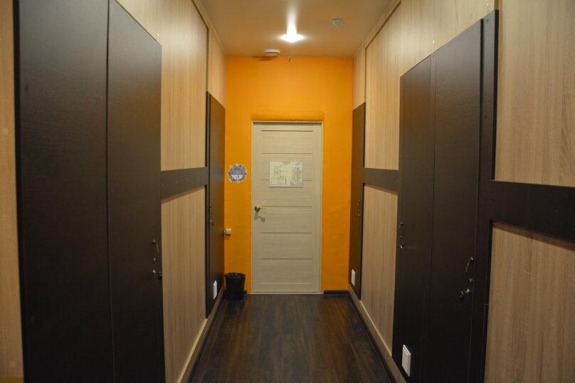 """Капсульный отель """"АЛОХА"""", Океанский проспект, 29 на 70 комнат - Фотография 60"""