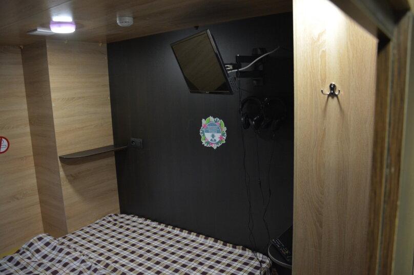 """Капсульный отель """"АЛОХА"""", Океанский проспект, 29 на 70 комнат - Фотография 28"""
