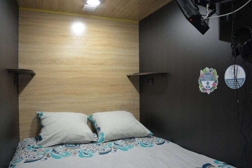 """Капсульный отель """"АЛОХА"""", Океанский проспект, 29 на 70 комнат - Фотография 31"""