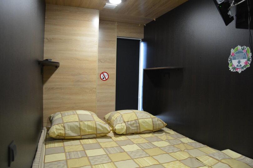 """Капсульный отель """"АЛОХА"""", Океанский проспект, 29 на 70 комнат - Фотография 32"""