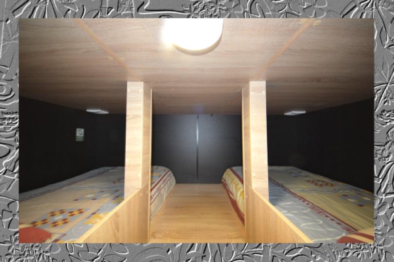 """Капсульный отель """"АЛОХА"""", Океанский проспект, 29 на 70 комнат - Фотография 50"""