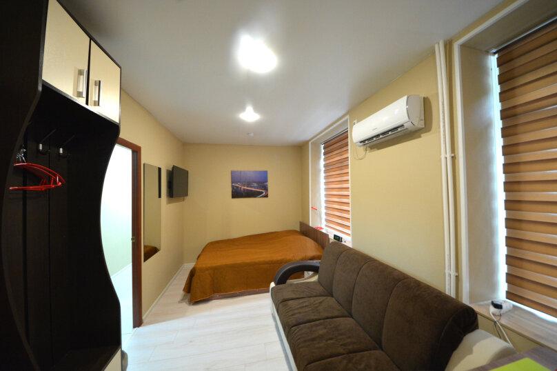 Студия king-size bed + sofa, Океанский проспект, 29, Владивосток - Фотография 1