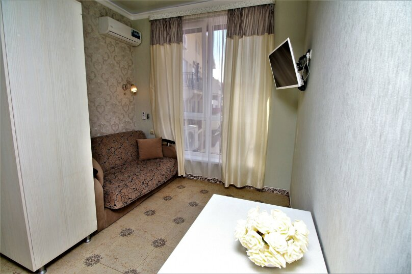 1-комн. квартира, 18 кв.м. на 2 человека, улица Южных Культур, 10А, Адлер - Фотография 1