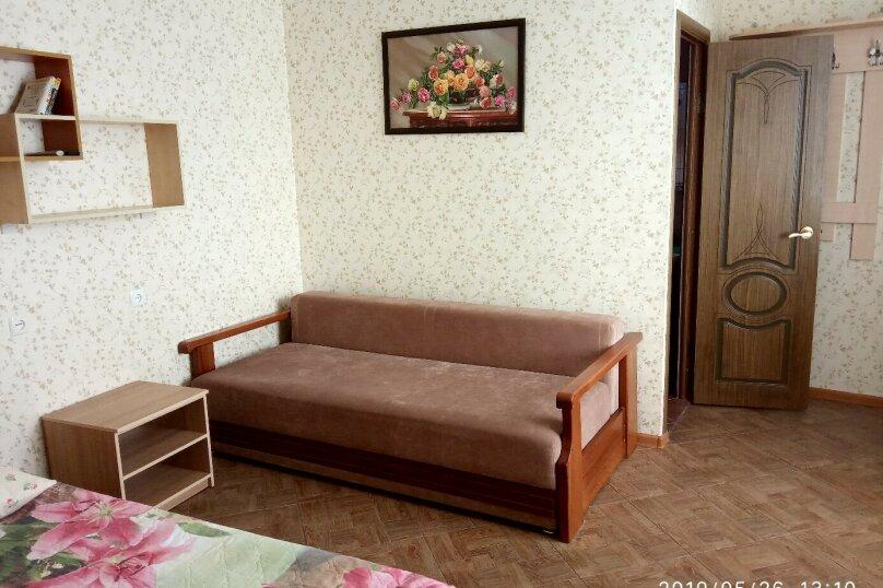 4-местный номер №15, улица Победы, 374, Лазаревское - Фотография 4