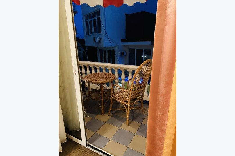 Номер с балконом, 2 этаж, Княгини Гагариной, 25/361 А, Утес - Фотография 3