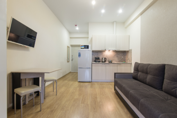 1-комн. квартира, 24 кв.м. на 2 человека, Старошоссейная улица, 5к2, Дагомыс - Фотография 1