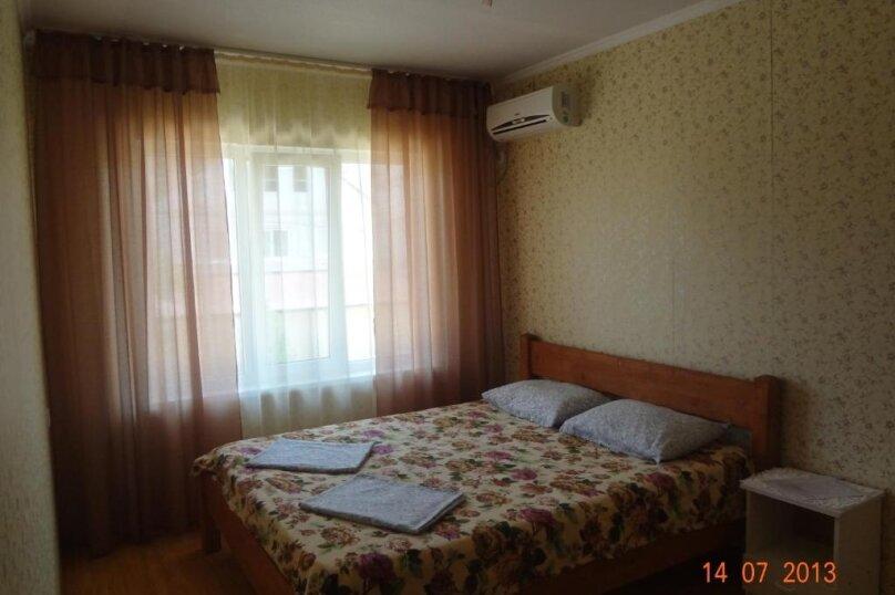 Двухместный номер с двуспальной кроватью и дополнительной кроватью, Учительская улица, 10, село Сукко - Фотография 2