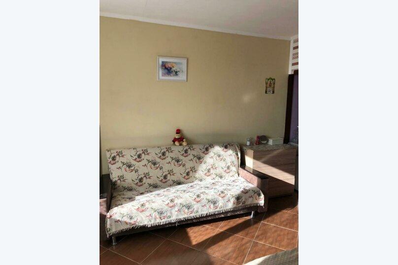Комната с балконом (розовая), Мориса Тореза, 4В, Отрадное, Ялта - Фотография 3