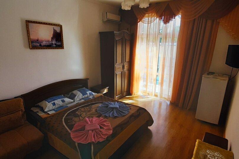Двухкомнатный номер, Приморская улица, 10Б, Дивноморское - Фотография 1