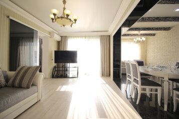 2-комн. квартира, 100 кв.м. на 6 человек, Черноморская улица, 10, Центр, Сочи - Фотография 1