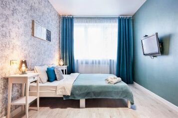 1-комн. квартира, 40 кв.м. на 4 человека, Курортный проспект, 14А, Зеленоградск - Фотография 1