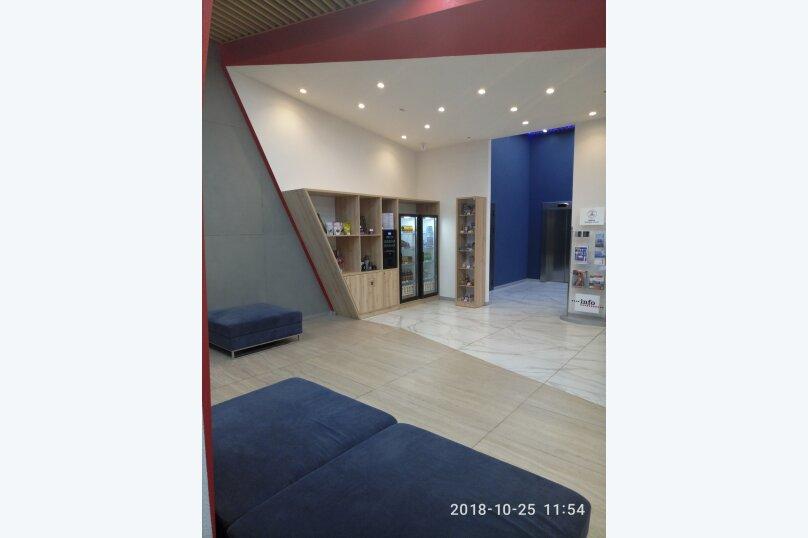 1-комн. квартира, 23 кв.м. на 3 человека, улица Малышева, 42А, Екатеринбург - Фотография 21