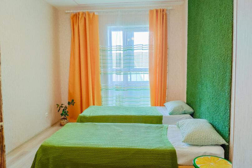 2-комн. квартира, 47 кв.м. на 6 человек, улица Революции, 54, Пермь - Фотография 9