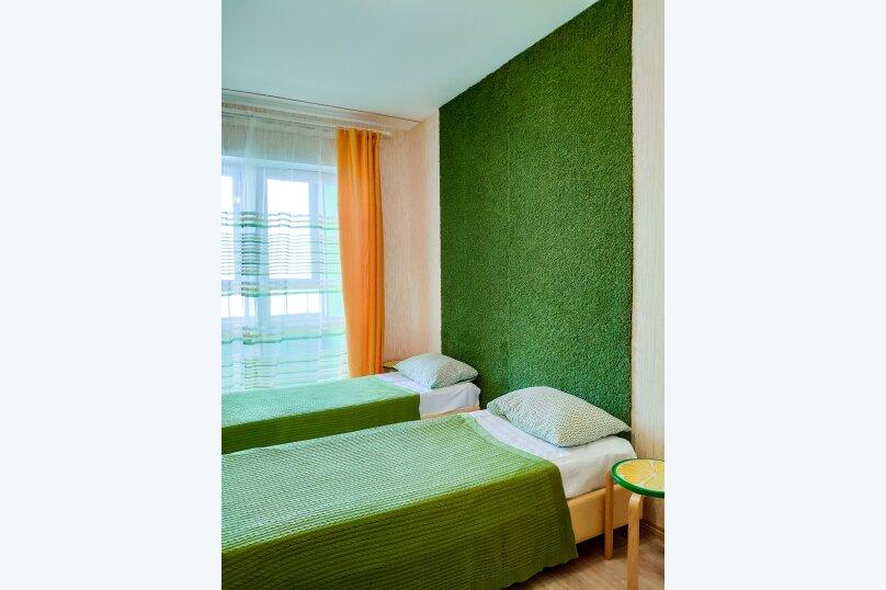 2-комн. квартира, 47 кв.м. на 6 человек, улица Революции, 54, Пермь - Фотография 11