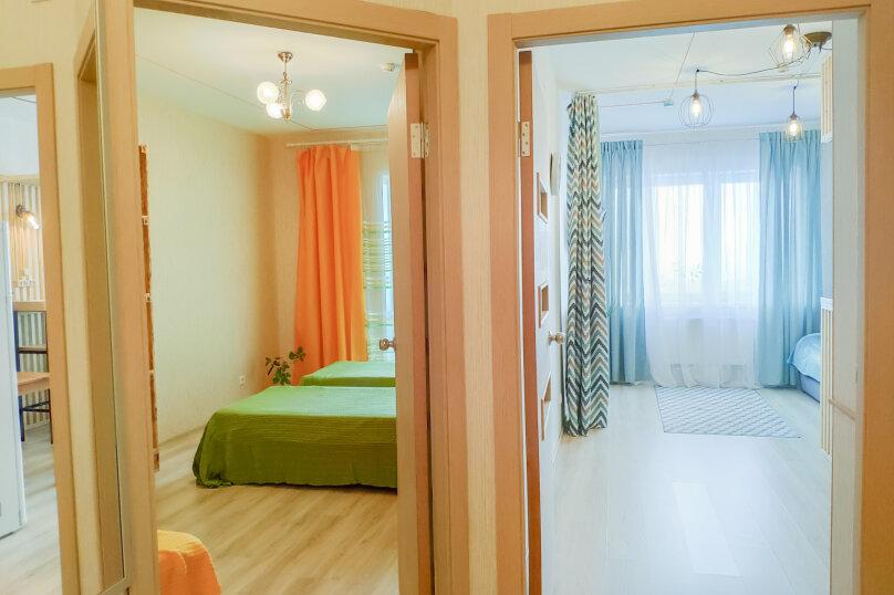 2-комн. квартира, 47 кв.м. на 6 человек, улица Революции, 54, Пермь - Фотография 13