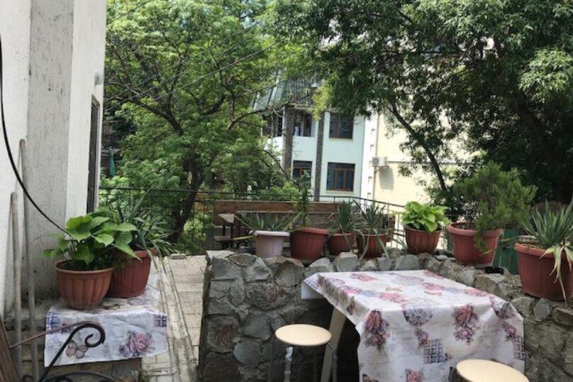 Комната с балконом (розовая), Мориса Тореза, 4В, Отрадное, Ялта - Фотография 7