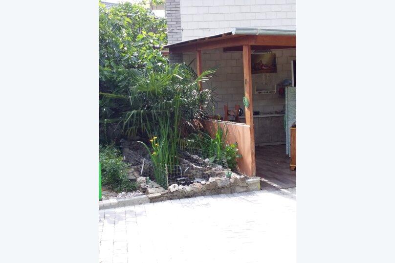 Дачный дом, 23 кв.м. на 5 человек, 2 спальни, Тенистая улица, 19, Даниловка - Фотография 22