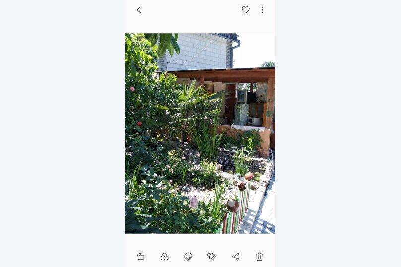 Дачный дом, 23 кв.м. на 5 человек, 2 спальни, Тенистая улица, 19, Даниловка - Фотография 26