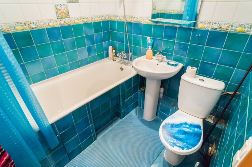 2-комн. квартира, 46 кв.м. на 5 человек, Комсомольский проспект, 36, Пермь - Фотография 12