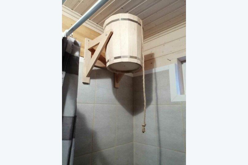 Дом для отдыха с баней, 110 кв.м. на 8 человек, 2 спальни, деревня Падиково, 48Б, Павловская Слобода - Фотография 22