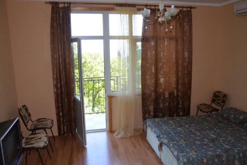 Апартаменты-студия с видом на море., 33 кв.м. на 5 человек, 1 спальня, шоссе Свободы, 12, Алупка - Фотография 9