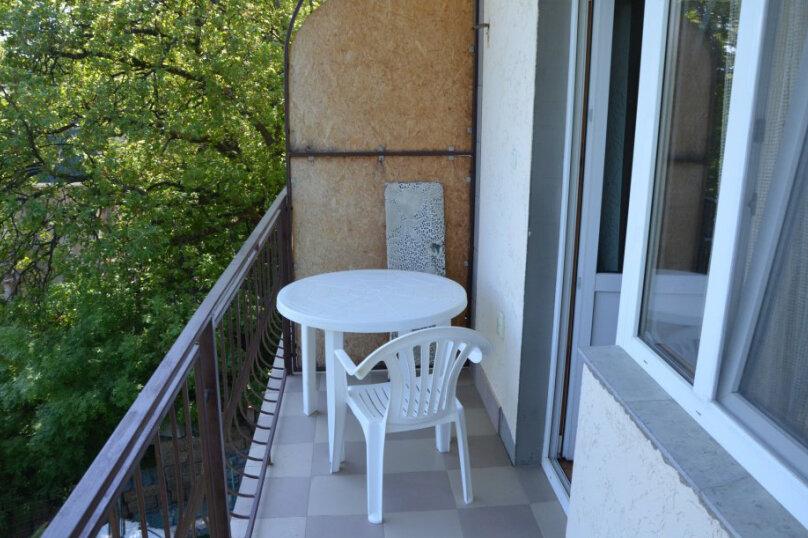Апартаменты-студия с видом на море., 33 кв.м. на 5 человек, 1 спальня, шоссе Свободы, 12, Алупка - Фотография 11