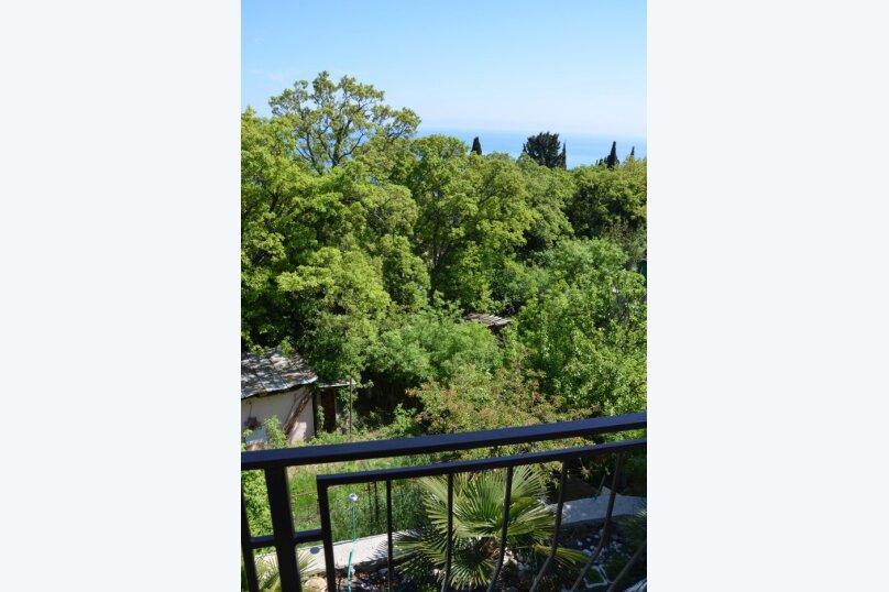 Апартаменты-студия с видом на море., 33 кв.м. на 5 человек, 1 спальня, шоссе Свободы, 12, Алупка - Фотография 12