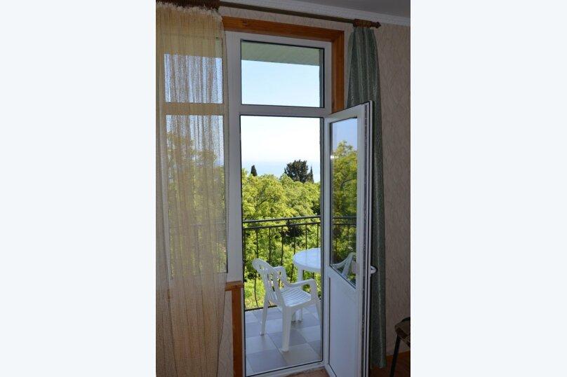 Апартаменты-студия с видом на море., 33 кв.м. на 5 человек, 1 спальня, шоссе Свободы, 12, Алупка - Фотография 13