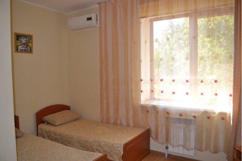 2х-местный Улучшенный без балкона, Центральная улица, 1Б, Витязево - Фотография 1