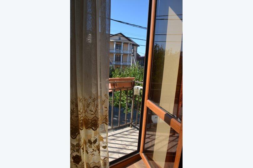 3х-местный Улучшенный с балконом, Центральная улица, 1Б, Витязево - Фотография 3