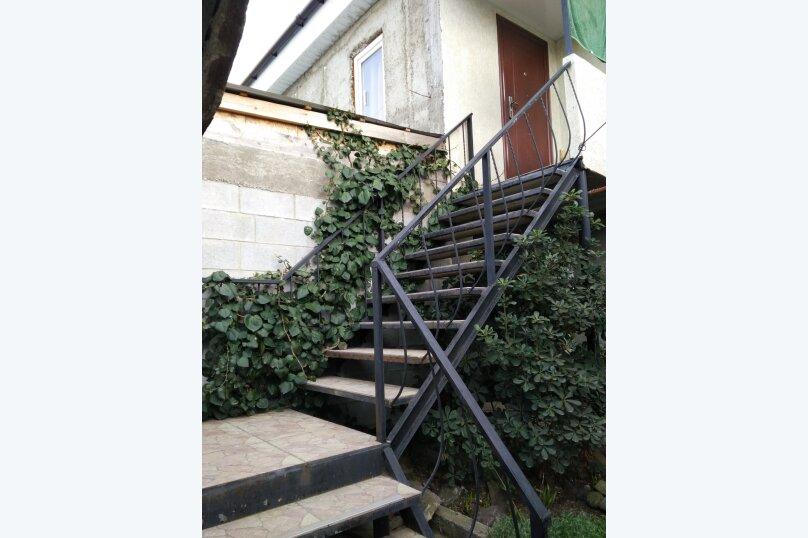 Часть дома с отдельным входом, второй этаж, 40 кв.м. на 4 человека, 1 спальня, улица Саранчева, 13, Алушта - Фотография 9