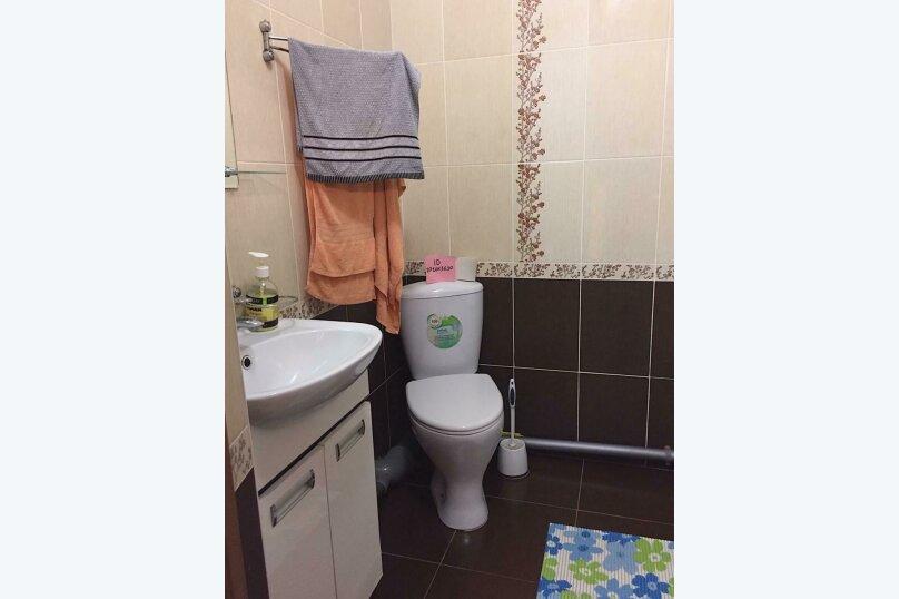1-комн. квартира, 42 кв.м. на 4 человека, Чистопольская улица, 61Б, Казань - Фотография 11