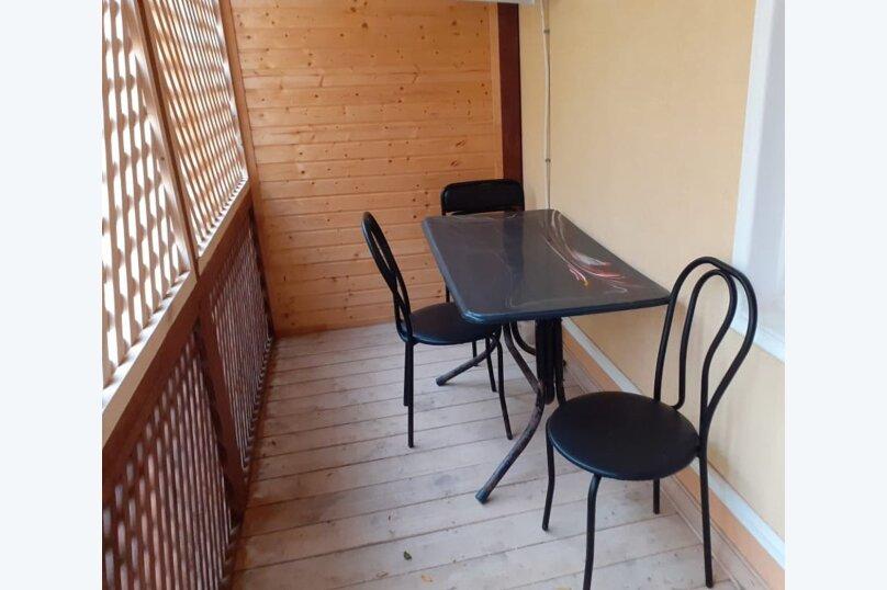 Апартаменты с беседкой 2, Качинское шоссе, 33 пом 7, посёлок Орловка, Севастополь - Фотография 3