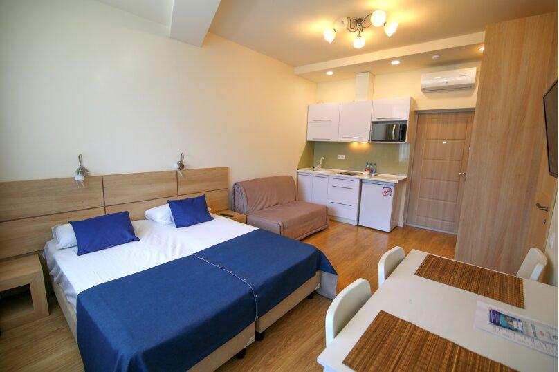 Отдельная комната, Ялтинская улица, 14литЗ, Гурзуф - Фотография 1