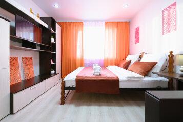 1-комн. квартира, 51 кв.м. на 4 человека, Удмуртская улица, 264А, Ижевск - Фотография 1