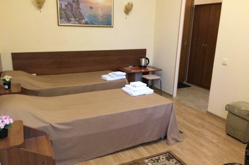 3х местный номер улучшенной комфортности, Крымская улица, 186А, Анапа - Фотография 1