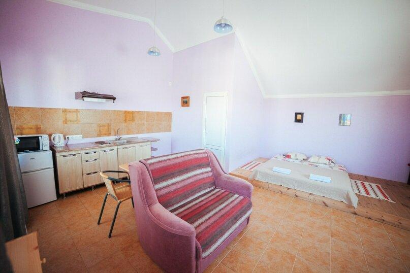 Студия с кухней, Набережная улица, 39, село Курортное - Фотография 1
