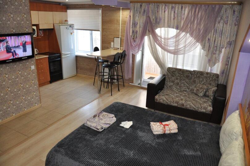 1-комн. квартира, 30 кв.м. на 4 человека, Промышленная улица, 8, Бийск - Фотография 1