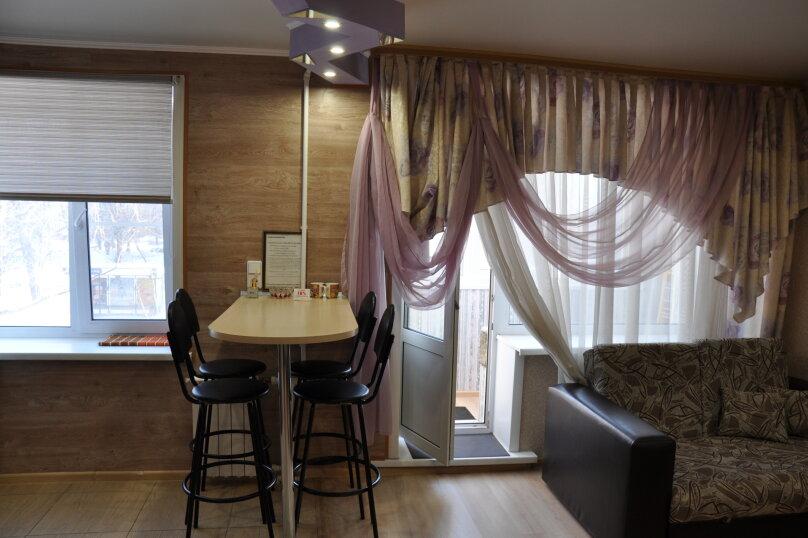 1-комн. квартира, 30 кв.м. на 4 человека, Промышленная улица, 8, Бийск - Фотография 6