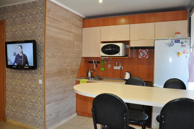 1-комн. квартира, 30 кв.м. на 4 человека, Промышленная улица, 8, Бийск - Фотография 9
