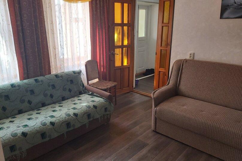 """2-х комнатный дом """"На Трудовой 60а"""" на 3-6 человек, 48 кв.м. на 6 человек, 2 спальни, Трудовая улица, 60А, Евпатория - Фотография 7"""