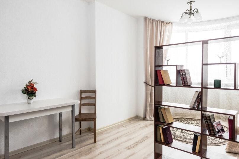 2-комн. квартира, 55 кв.м. на 4 человека, улица Степана Разина, 2, Екатеринбург - Фотография 12