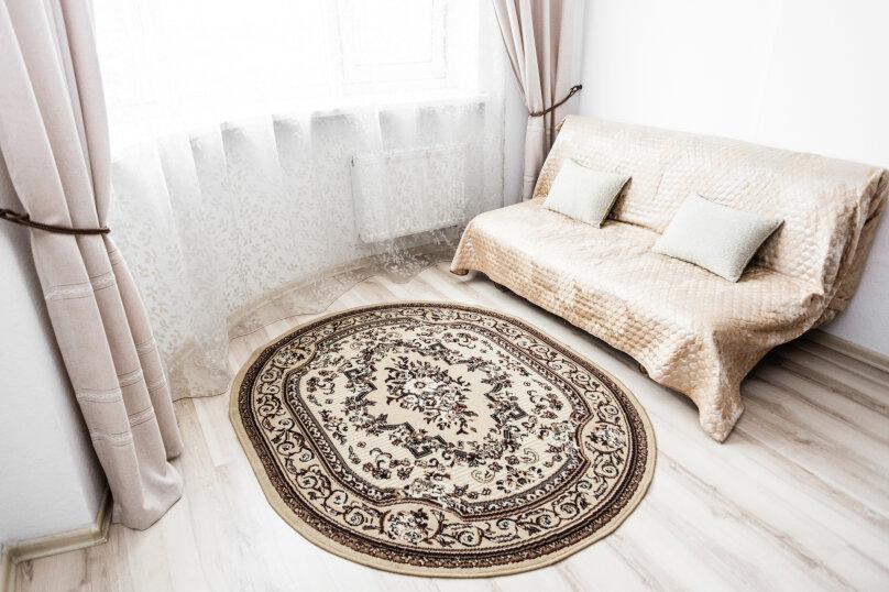 2-комн. квартира, 55 кв.м. на 4 человека, улица Степана Разина, 2, Екатеринбург - Фотография 13