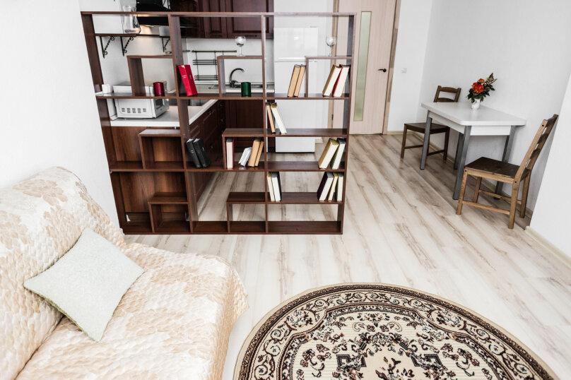 2-комн. квартира, 55 кв.м. на 4 человека, улица Степана Разина, 2, Екатеринбург - Фотография 17