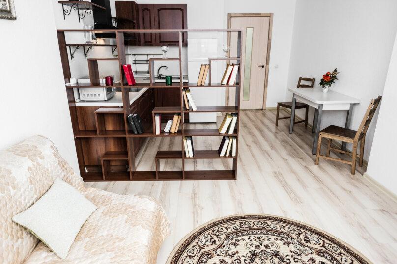 2-комн. квартира, 55 кв.м. на 4 человека, улица Степана Разина, 2, Екатеринбург - Фотография 18